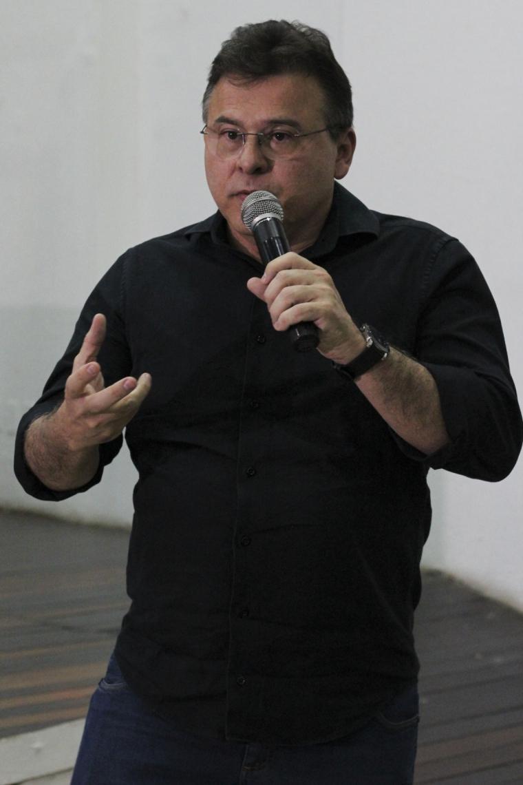 FORTALEZA, CE, BRASIL. 20-08-2019: Presidente do Ceará: Robinson de Castro. (Fotos: Deísa Garcêz/Especial para O Povo)