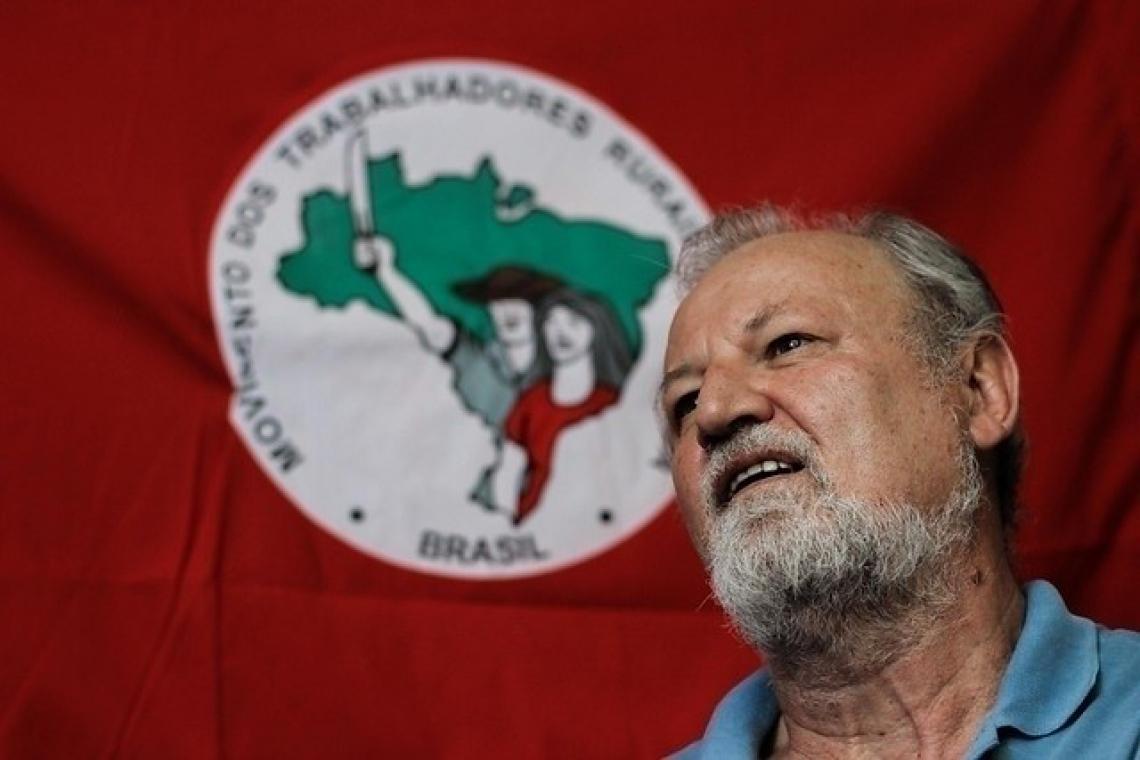 João Pedro Stédile é um dos fundadores do MST.