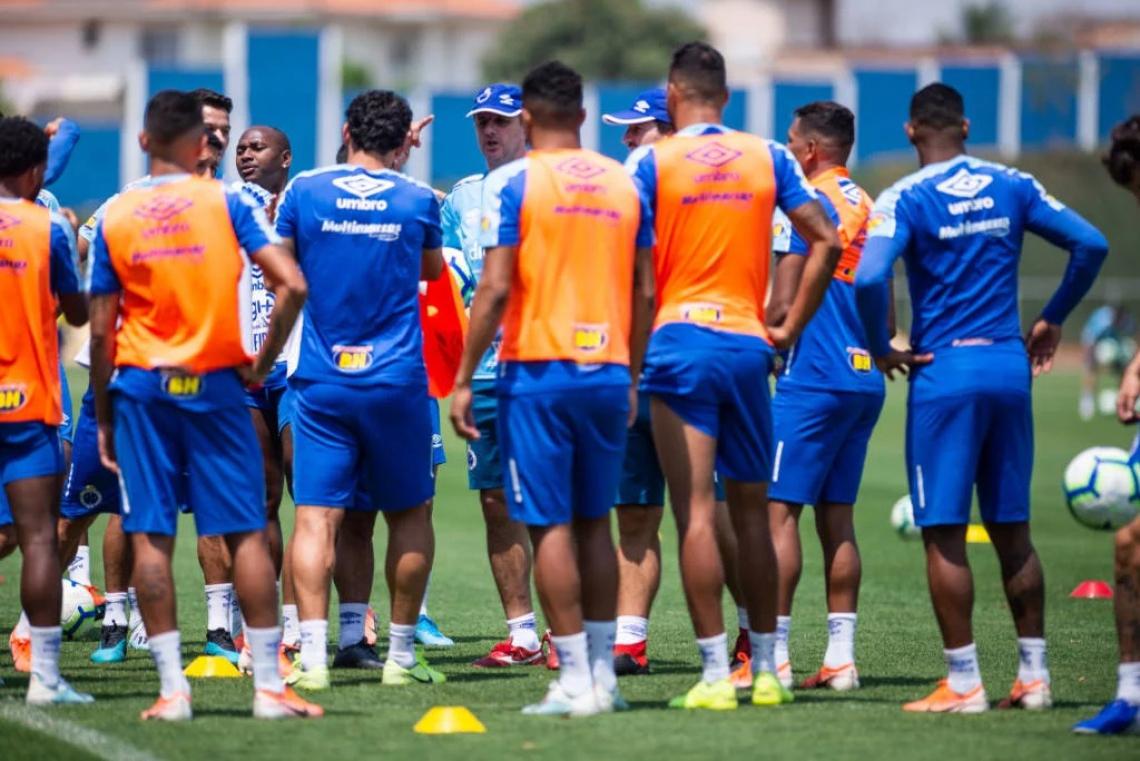 Equipe mineira viaja nesta segunda e treina na terça em Fortaleza