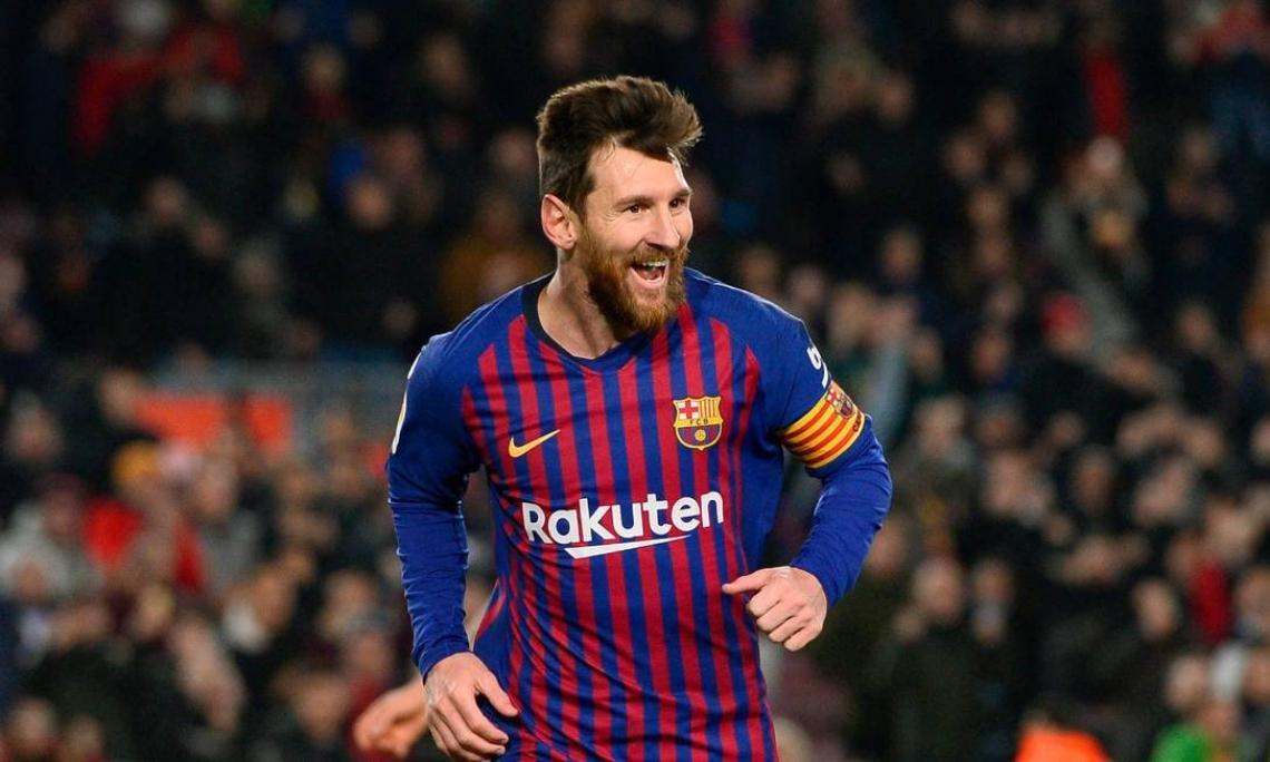 Messi ganhou seu sexto título de melhor jogador do mundo.