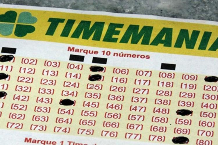 O sorteio da Timemania Concurso 1386 ocorreu hoje, terça, 24 de setembro (24/09)