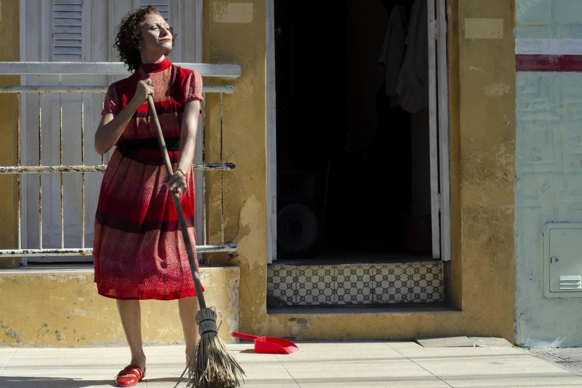 """Pacarrete"""" é aplaudido de pé na abertura do Festival de Vitória ..."""