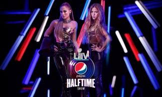 Shakira e Jennifer Lopez serão atrações principais do show de intervalo do Super Bowl.
