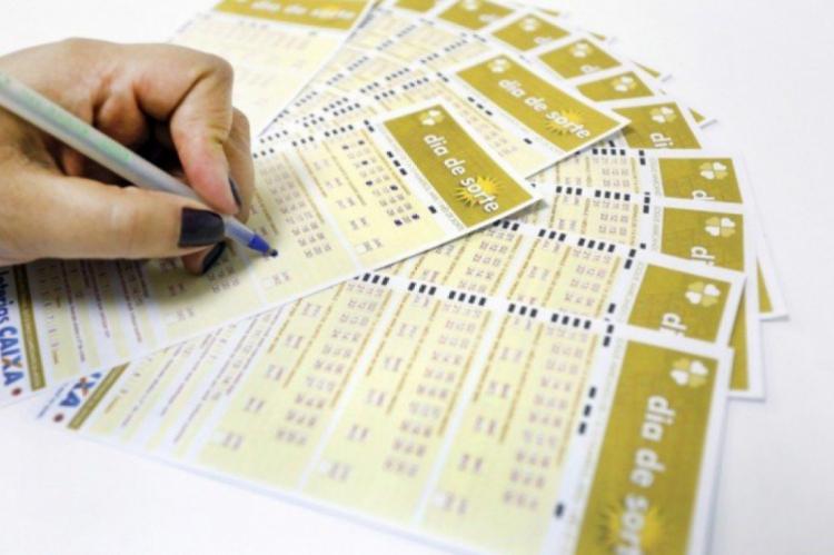 O sorteio da loteria Dia de Sorte Concurso 206 ocorreu na noite de hoje, quinta, 26 de setembro (26/09)