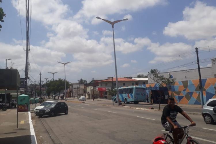 Uma das principais vias do sudoeste de Fortaleza passará por reforma a partir de outubro. Projeto deve ser entregue completo em ate março de 2021.