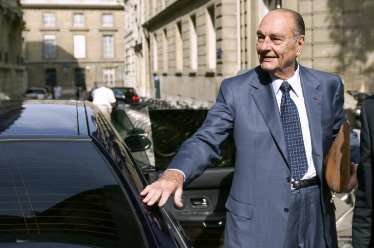 O ex-presidente francês em foto de setembro de 2011. Ele morreu aos 86 anos nesta quinta-feira, 26