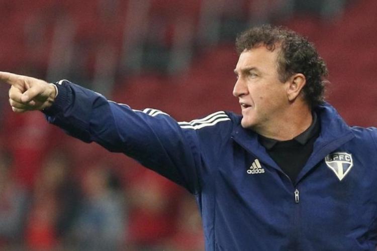 Cuca não é mais o treinador do São Paulo.  (Foto: Rubens Chiri/saopaulofc.net)