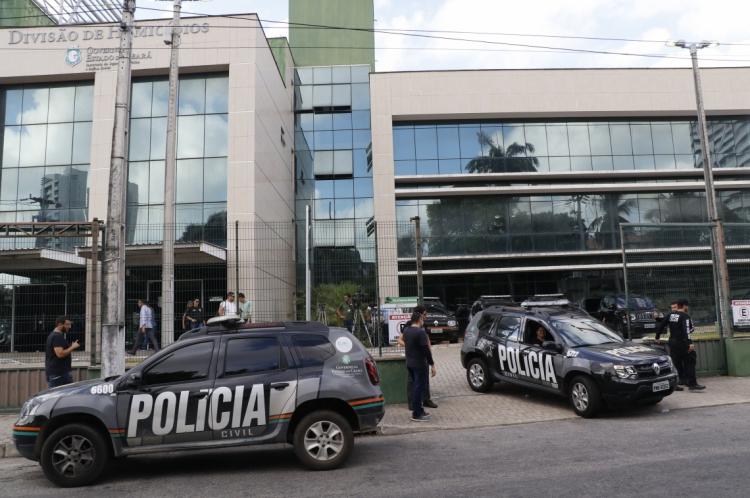 Esta ação é a segunda fase da Operação Contra-Ataque, que busca integrantes da facção criminosa responsável por ataques no Ceará e é liderada pela Polícia Civil