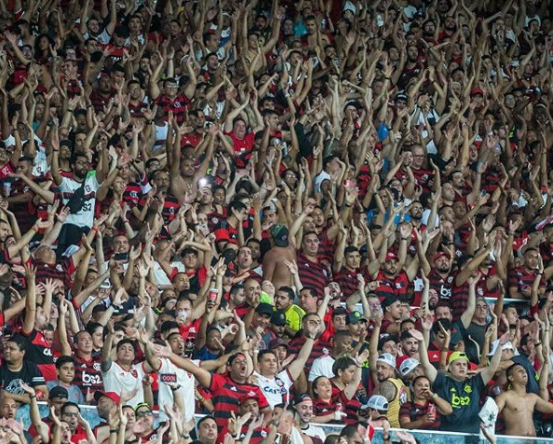 Flamengo joga em casa neste sábado, diante do São Paulo