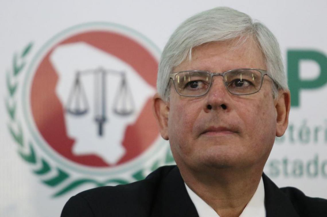 O ex-procurador Rodrigo Janot