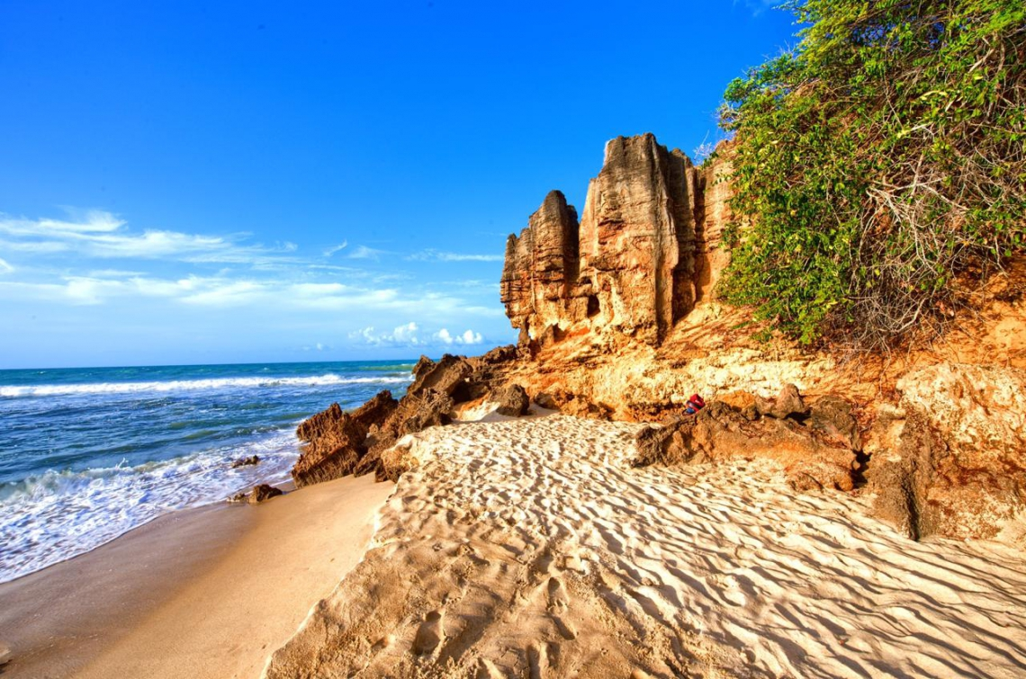 São Miguel do Gostoso tem 342,4 km² de área