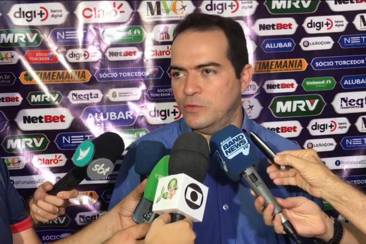 .  (Foto: TV Leão/Reprodução)