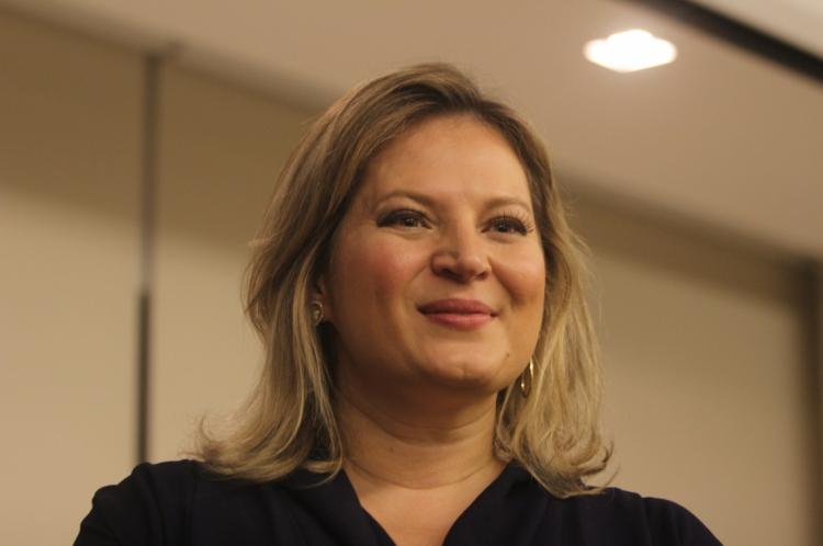 Joice foi escolhida líder do governo em fevereiro, pela indicação dos presidentes da Câmara, Rodrigo Maia (DEM-RJ), e do Senado, Davi Alcolumbre (DEM-AP)