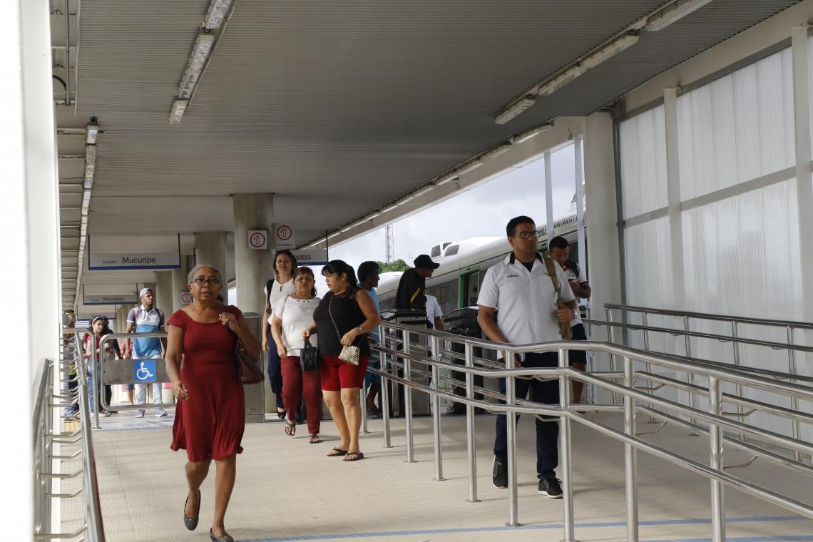 O Metrofor recebe inscrições até 25 de outubro próximo. (Foto: Mauri Melo/O POVO).