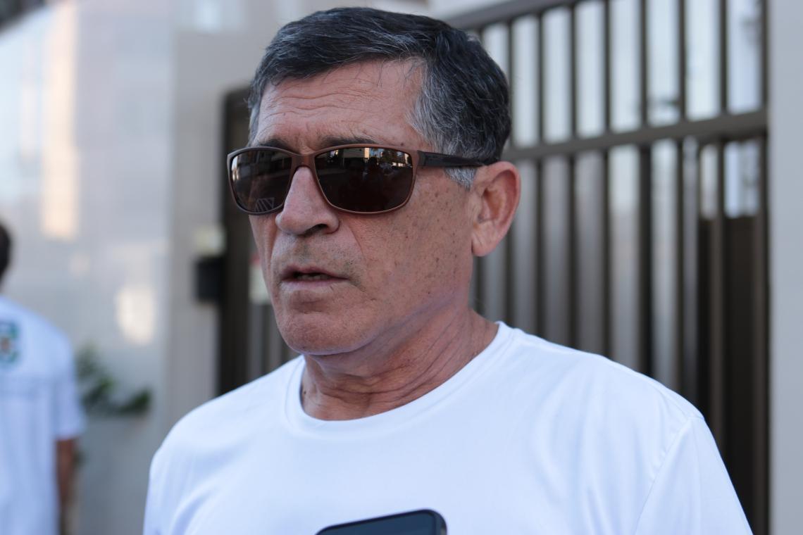 Um dos homens fortes da gestão Bolsonaro nos primeiros meses, general Santos Cruz bateu de frente com Carlos Bolsonaro e foi alijado do cargo de ministro-chefe da Secretaria do Governo (Foto: Aurélio Alves/O Povo)