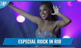 Iza, Sandra de Sá,Mahmundi, Cris Vianna: Destaques no Rock In Rio