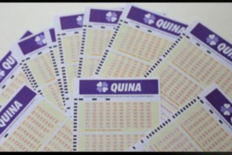 O resultado da Quina Concurso 5087 saiu na noite de hoje, quarta, 03 de outubro (03/10) (Foto: Divulgação/Caixa)