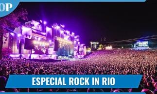Rock In Rio: amor à música com Ellen Jabour e Fábio Bigboss