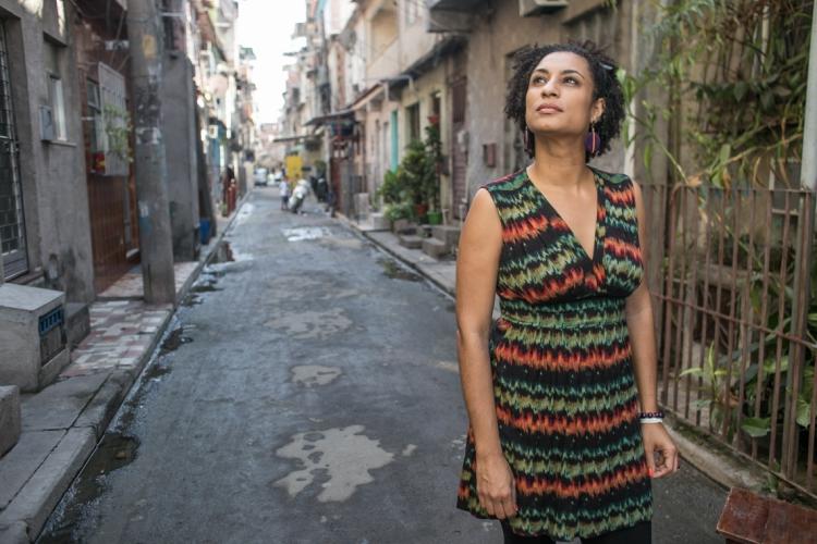 MARIELLE FRANCO (Foto: RENAN OLAZ/DIVULGAÇÃO)