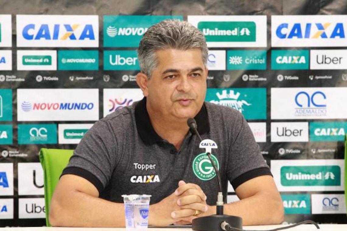 Ney Fraco chegou ao Goiás no meio da temporada