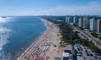 Punta del Este também é conhecida por suas praias paradisíacas