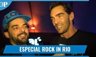 De Giba a Larissa Manoela: personalidades circulam no Rock In Rio