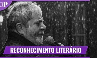 Lula,autores cearenses e outros finalistas do prêmio Jabuti
