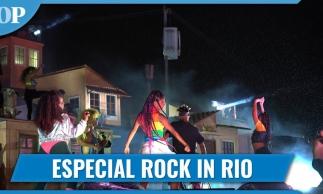 Bk', Jodele Larcher e o palco favela no Rock In Rio