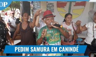 Em nome de São Francisco: a fé de 'Pedim Samburá' em Canindé