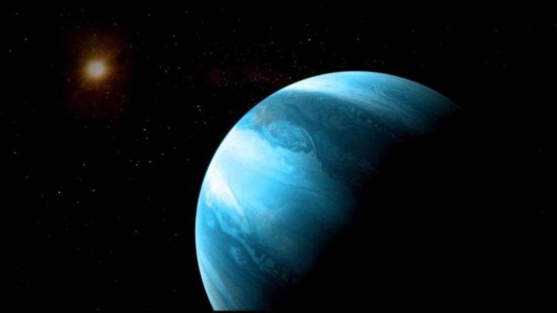 O planeta gigante foi encontrado por uma equipe internacional de astrônomos.