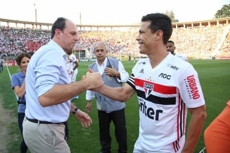 O duelo entre São Paulo e Fortaleza em 2019 foi no estádio Pacaembu  (Foto: São Paulo/Divulgação)
