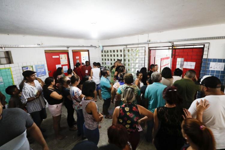 Eleições para Conselho Tutelar em Fortaleza (Foto: Deísa Garcêz/Especial para O Povo)