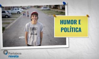 Leo Suricate: influência digital numa Fortaleza politizada