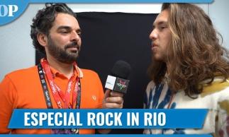 Rock In Rio: Vitor Kley e a positividade na música brasileira