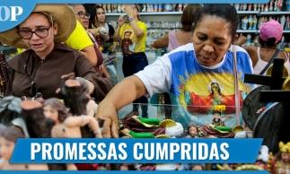 Festa de São Francisco reúne milhares de romeiros em Canindé