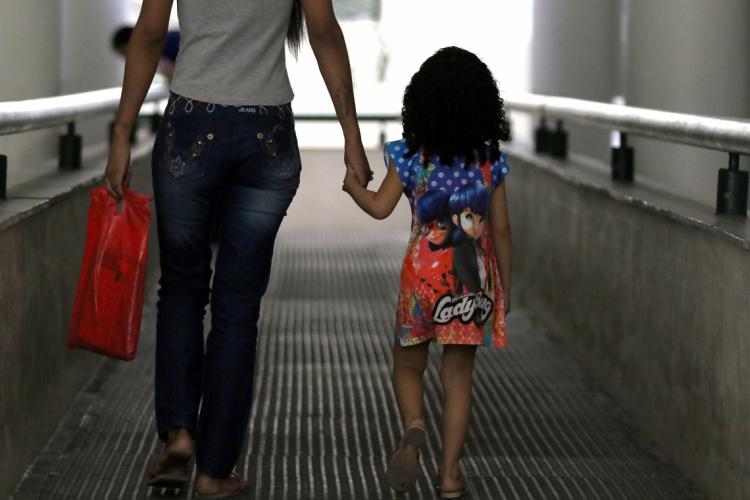 Nova regra altera Lei de Investigação de Paternidade. IMAGEM MERAMENTE ILUSTRATIVA  (Foto: FABIO LIMA)