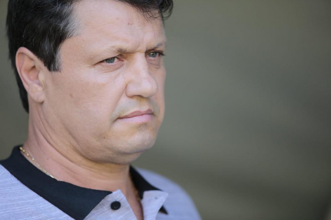 Adílson Batista, técnico do Ceará
