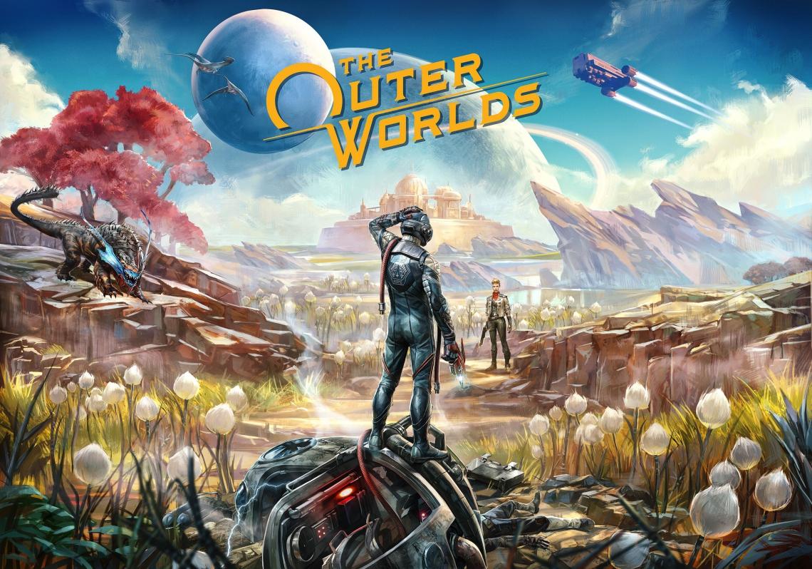 """""""The Outer Worlds"""" chega em outubro"""