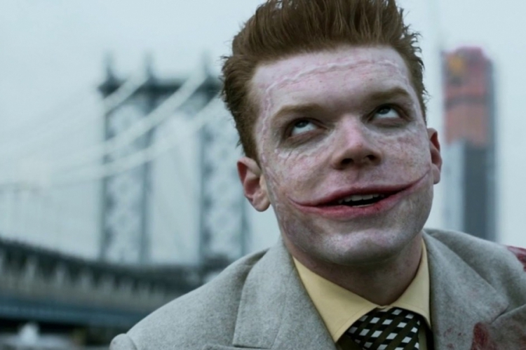 Cameron Monaghan atuou na série Gotham (2014)