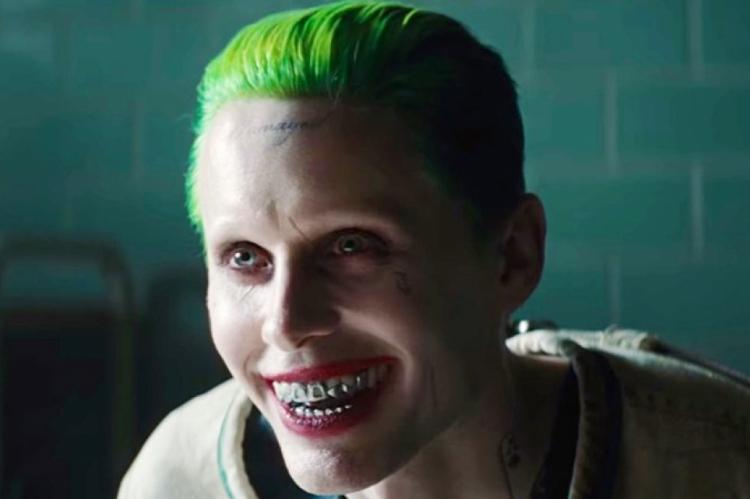Jared Leto, no filme Esquadrão Suicida, de 2016