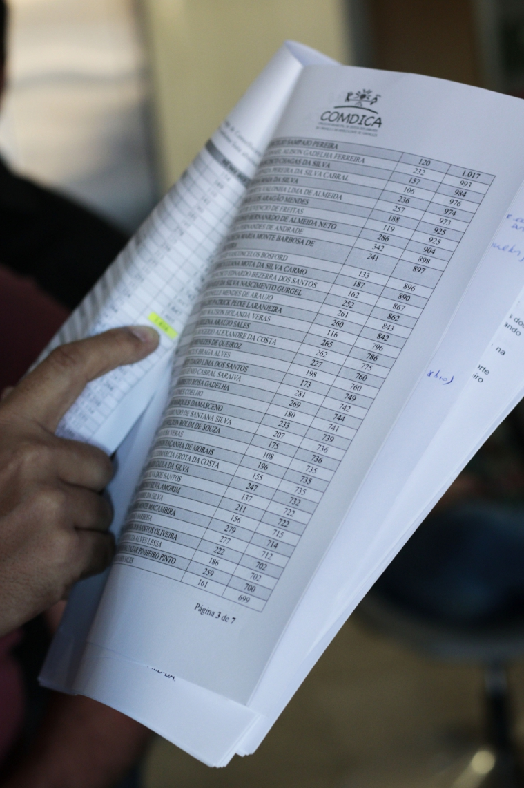 FORTALEZA, CE, BRASIL. 09-10-2019:Grupo pede anulação das eleições do Conselho Tutelar no Ministério Público Federal.(Foto: Deísa Garcêz/Especial para O Povo)