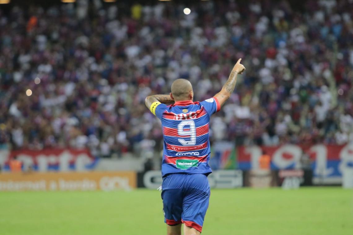 Wellington Paulista chega a 9 gols na Série A do Brasileiro