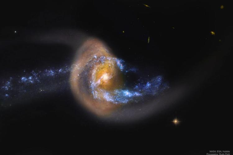Os mistérios do espaço em foco