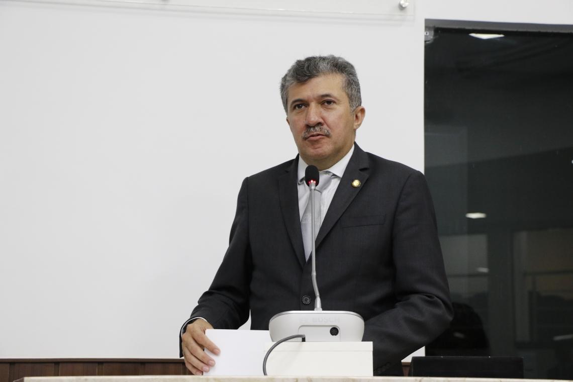 Antonio Henrique, presidente da Câmara Municipal de Fortaleza