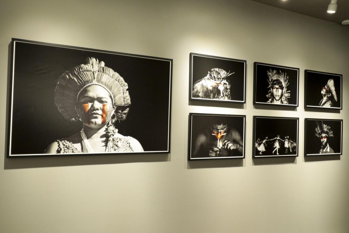 Fortaleza, CE, Brasil. 08.10.19: Exposições no Espaço Cultural da Unifor. Na foto: 20° Unifor Plástica. (Fotos: Deísa Garcêz/Especial para O Povo)