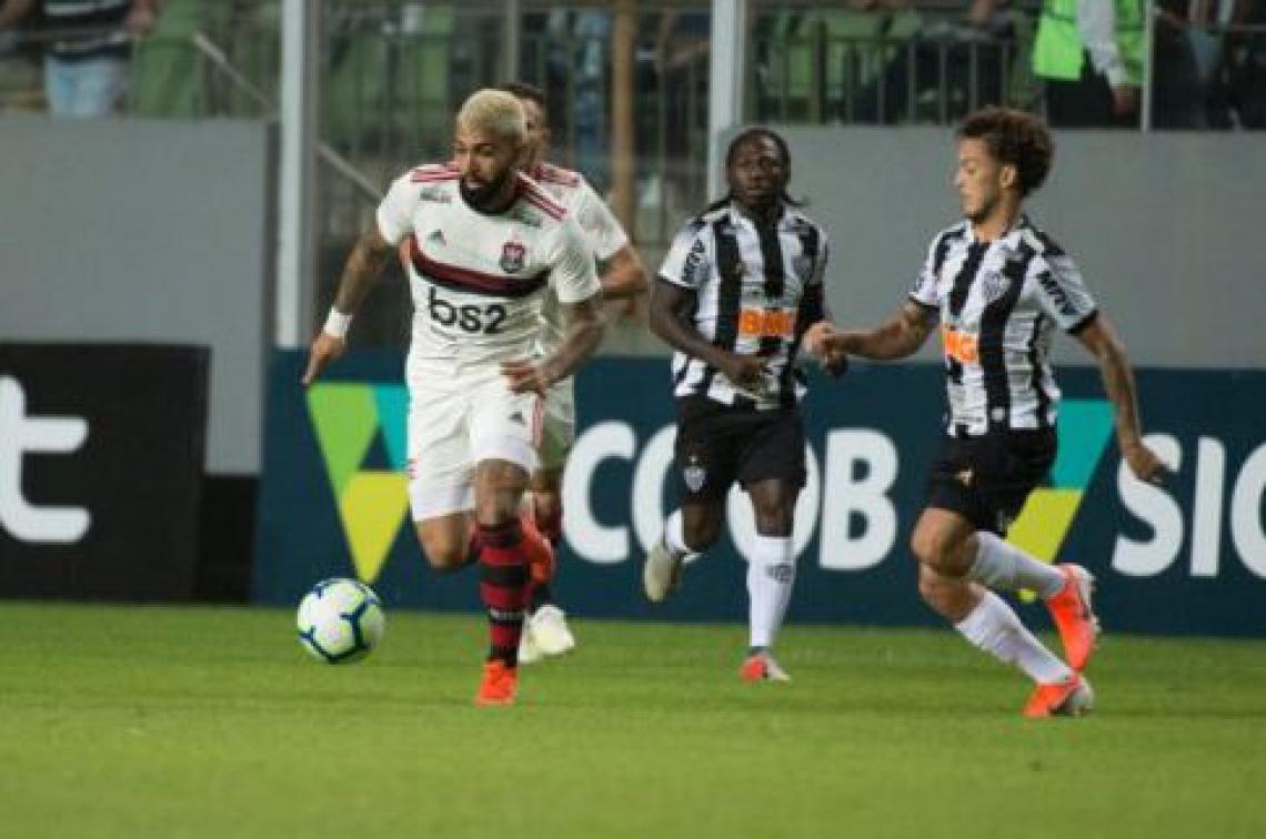 Flamengo x Atlético mineiro pelo Brasileirão: onde assistir à transmissão ao vivo, que horas é o jogo e a escalação