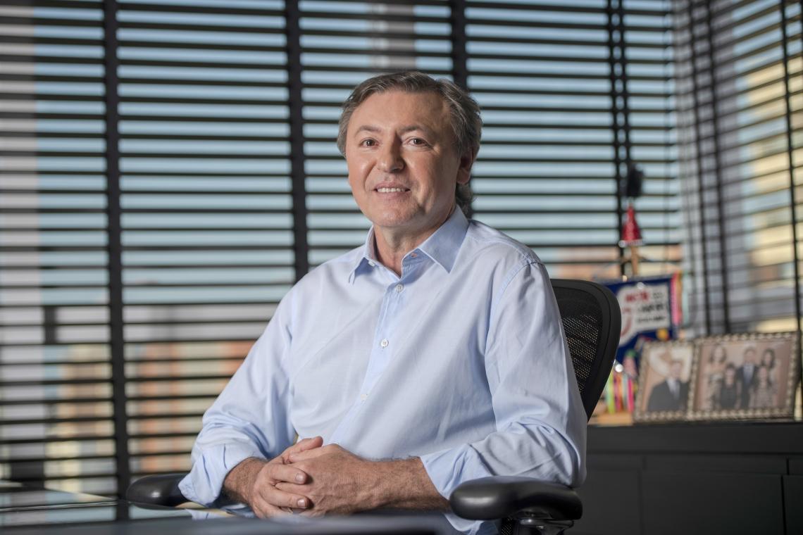 Ex-presidente do Sistema Fecomércio/CE - Maurício Filizola  (Foto: .)