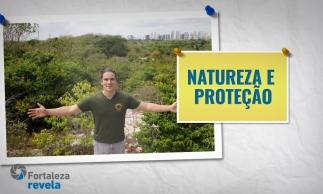 Gabriel Aguiar: ciência para cuidar do parque do cocó