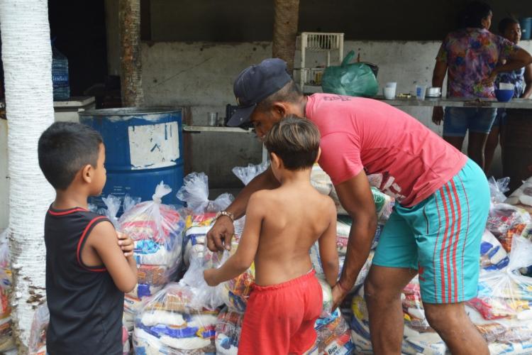 Ao todo, 46,9% dos domicílios do Ceará registraram algum grau de insegurança alimentar em 2017-1018 (Foto: Divulgação)