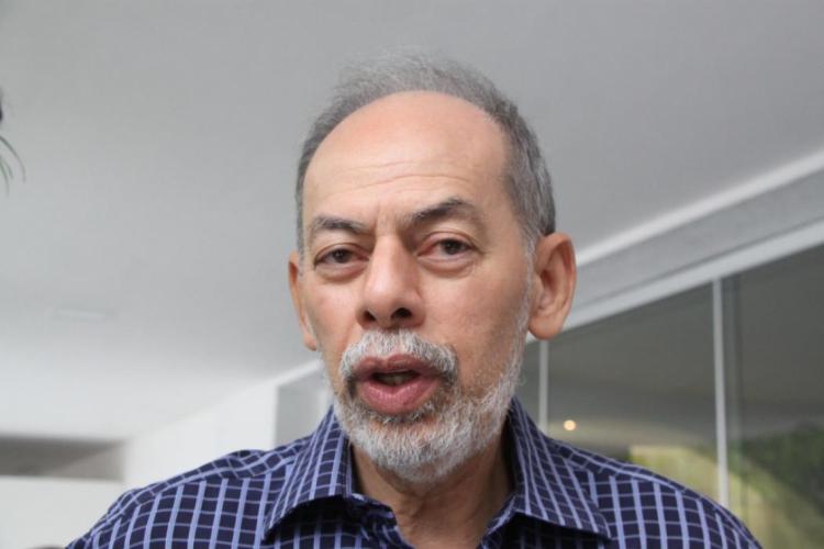 Inácio Arruda, titular da Secitece. (Foto: Mauri Melo)